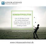 Podcast om kreditpolitik