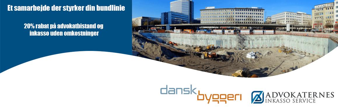 Advokaternes Inkasso Service og Dansk Byggeri