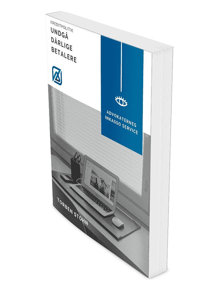 Bog om grundlæggende inkasso og kreditpolitik