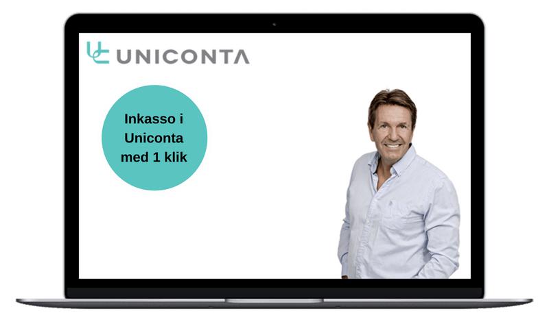 Advokaternes Inkasso Service varetager inkasso i Uniconta