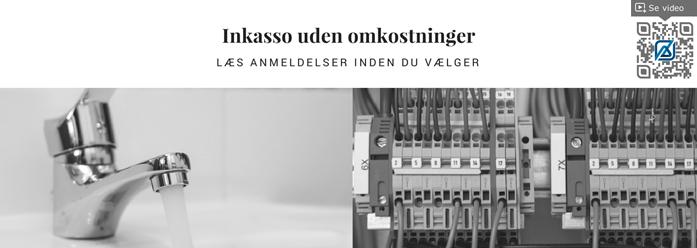 Advokaternes Inkasso Service og Tekniq på inkassoadvokat