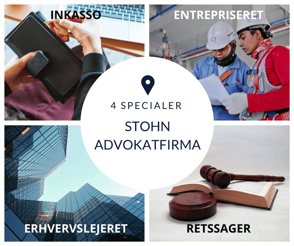 Ole Stohn stifter Stohn Advokatfirma