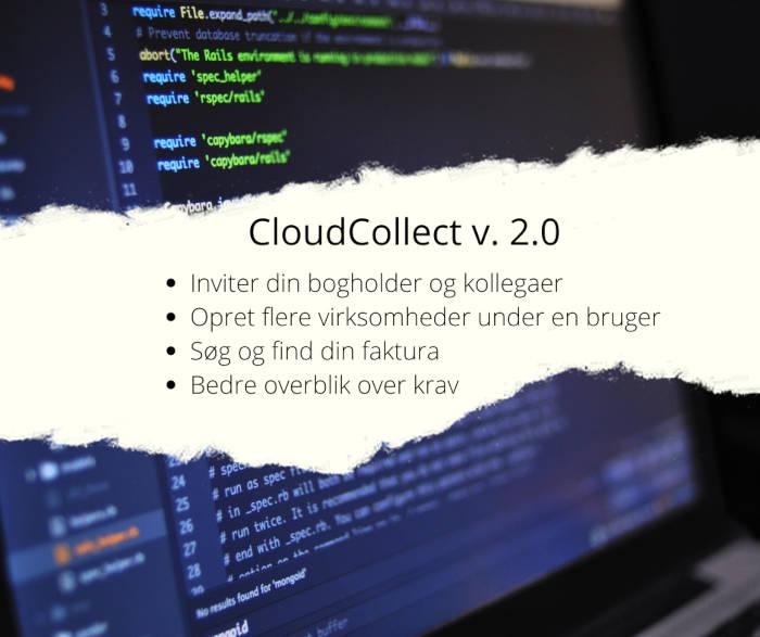 CloudCollect med flerbrugeradgang
