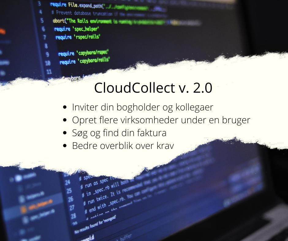 CloudCollect version 2